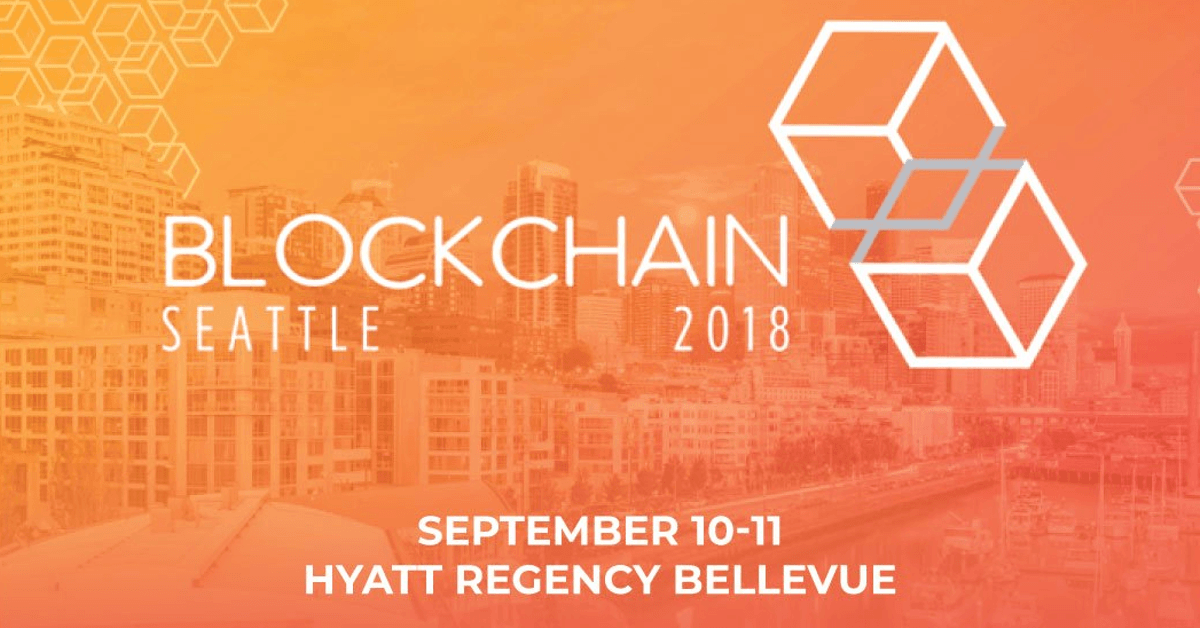 Blockchain Seattle 2018
