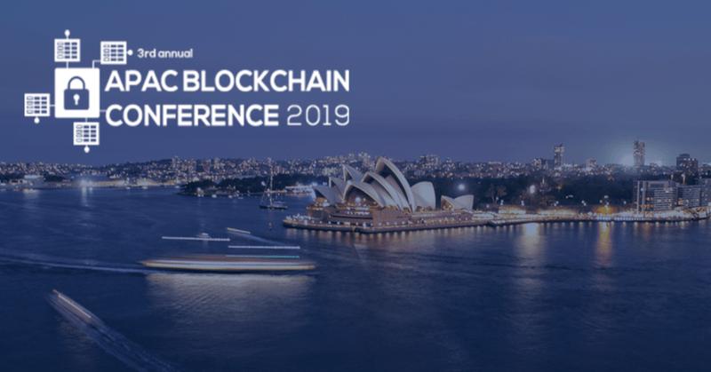 APAC Blockchain Conference 2019
