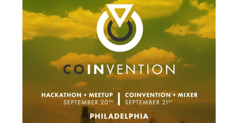 Coinvention 2019