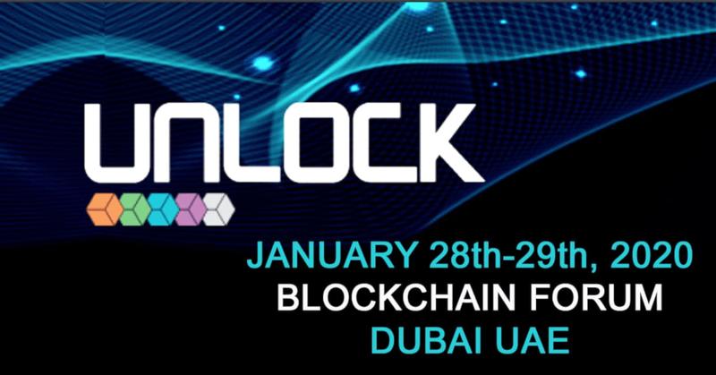 UNLOCK Blockchain 2020 Forum