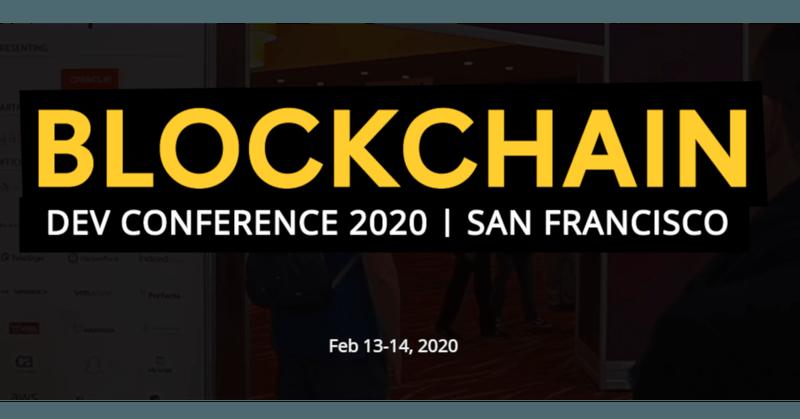 Blockchain Dev Conference 2020
