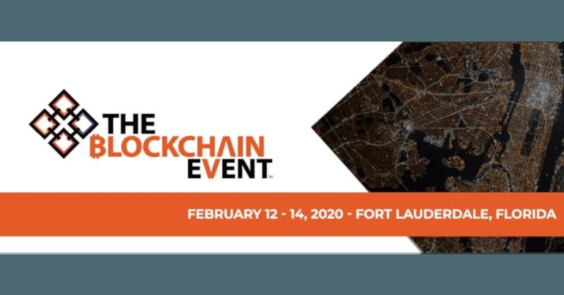 The Blockchain Event 2020