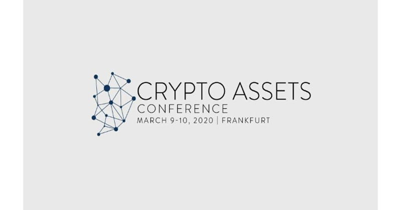 Crypto Assets Conference 2020